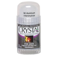 Crystal Body Deodorant Men`s Stick, 120g (Кристалл Стик для мужчин).