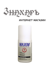 Антиперспирант Maxim