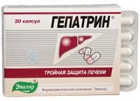 Гепатрин (капсулы)